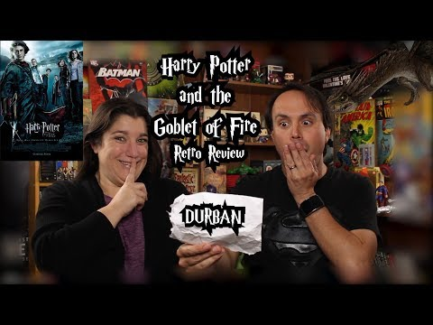 Harry Potter And The Goblet Of Fire (2005) Retro Review