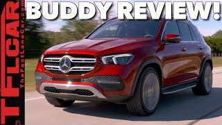 2020 Mercedes-Benz GLE Tech Will Make You Jump Up and Down With Joy!