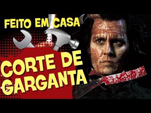 Corte De Garganta (sweeney Todd) - Feito Em Casa! video