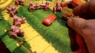 Tractor Tipping cars movie