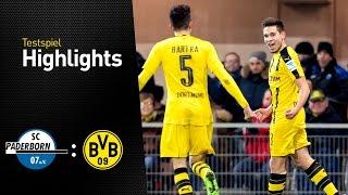 Highlights: SC Paderborn 07 - Borussia Dortmund (1:6)