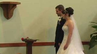 Kelly and Nathan's Wedding: Ave Maria