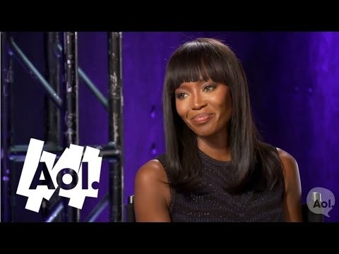 Naomi Campbell Talks Coaching 'The Face'