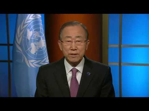 Earth Hour 2015 || Ban Ki-moon urges you to 'Use #YourPower'