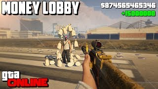 🔥 FREE MONEY LOBBY GTA 5 ONLINE | ДЕНЬГИ В GTA 5 | PC PS4 XBOX (LIVE 2019)