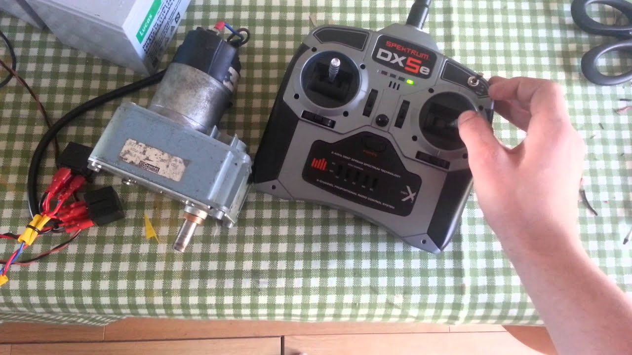 Paintball Gun Robot Turret Rc Motor And Servo Youtube