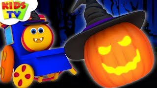 Halloween Beat Song  | Bob The Train Videos | Cartoon For Babies by Kids Tv