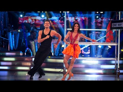 Mark Wright & Karen Hauer Cha Cha To 'i'm Your Man' - Strictly Come Dancing: 2014 - Bbc One video
