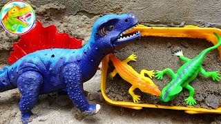 LONG KIDS CHRISTMAS find and wash the animals - toys H259S ToyTV