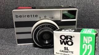 Beirette SL 100 - ORWO