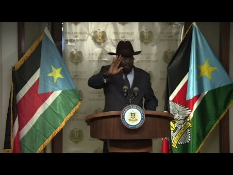 "South Sudan president calls peace deal ""divisive"""