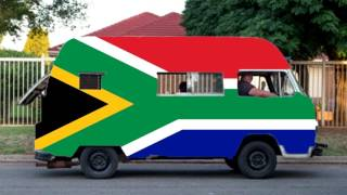 South African Ice Cream Truck Song