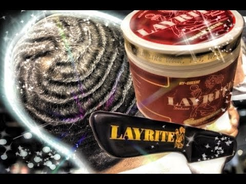 How To Get 360 Waves: LayRite Product Review
