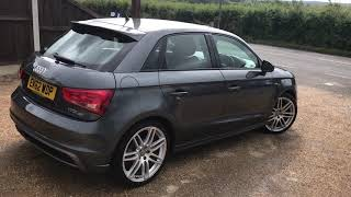2012 AUDI A1 1.4 SPORTBACK TFSI S LINE FOR SALE | CAR REVIEW VLOG
