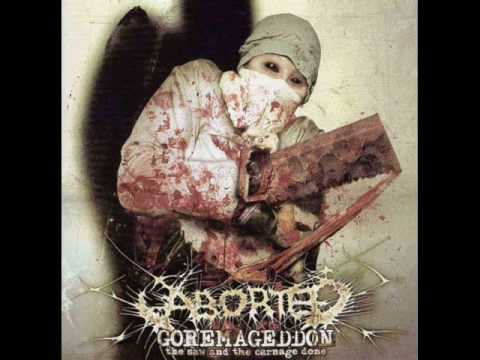 Aborted - Sea Of Cartilage