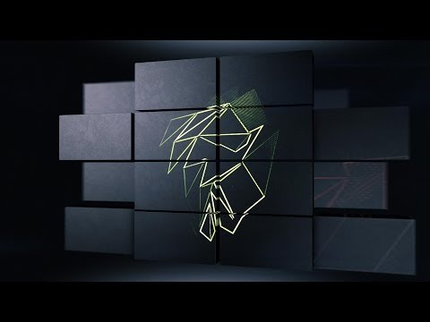 Element 3D Tutorial: Video Wall Screen