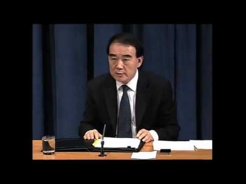 CHINA'S UNITED NATIONS Amb. LI BAODONG: HOULA, SYRIA, DPRK, MALI, SUDAN