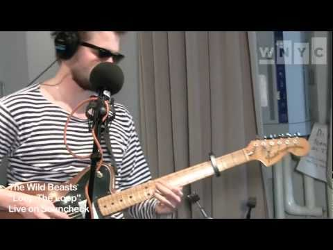 "Wild Beasts ""Loop The Loop"" Live on Soundcheck"