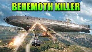 Behemoth Killer | Battlefield One Gameplay Highlights