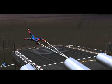 прохождение игры spider man web of shadows ФИНАЛ