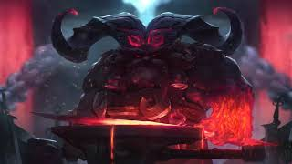 ORNN Login Screen Animation Theme Intro Music Song【1 HOUR】