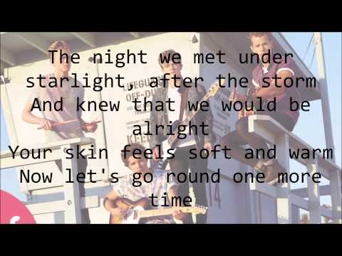 The Vamps - Fall (with Lyrics)