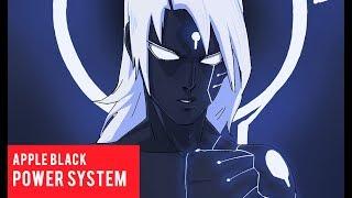 The Power Energy System in Apple Black Manga
