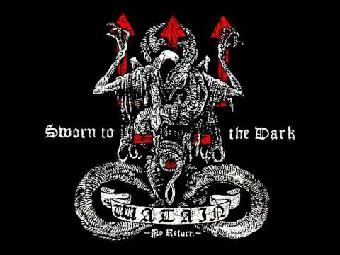 Watain - Darkness and death