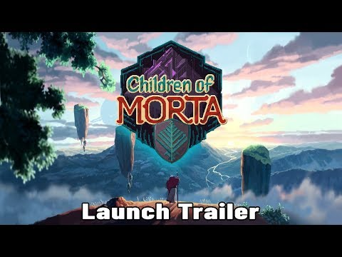 Children of Morta | Release Trailer