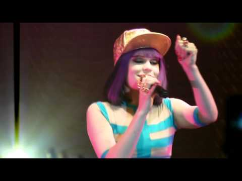 Jessie J - Domino live Liverpool Guild of Students 22-10-11