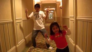 Gentleman - Nash Aguas and Chloe Aguas(my sister)