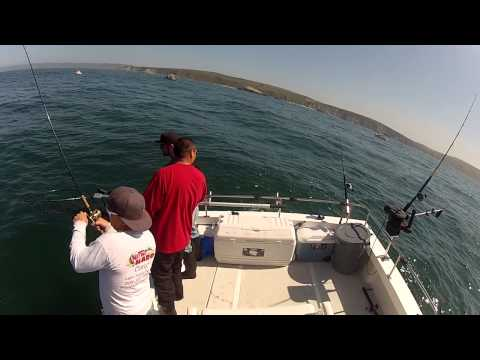 2013 Bodega Bay,Ca. Salmon fishing