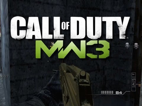MW3 - Random and Funny Moments!