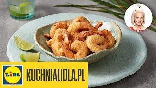 KREWETKI W TEMPURZE 🍤 | Daria Ładocha & Kuchnia Lidla