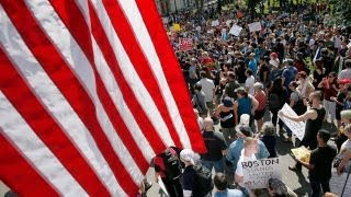 What impact will Boston protests have on politics?