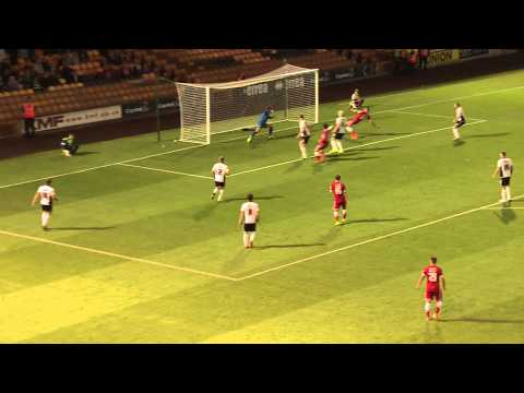 CAPITAL ONE CUP HIGHLIGHTS: PORT VALE 2-3 CARDIFF CITY