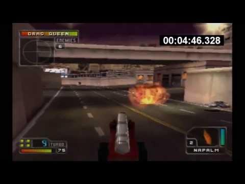 Twisted Metal 4 PSX - SPEED RUN (00:19:00)