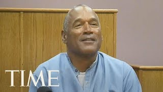 O.J. Simpson Has Been Granted Parole, Able To Leave Correction Center As Early As October 1st   TIME