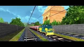 Indian Local Train Simulator | Android gameplay trailer 2018