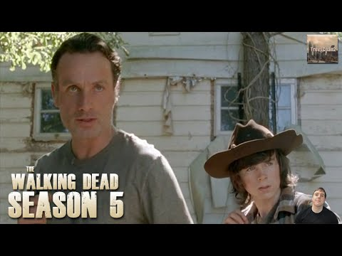 The Walking Dead Season 5 Episode 12 - Remember Review video