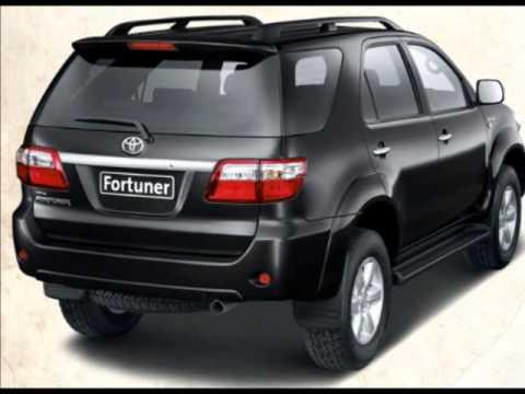 Toyota Fortuner Model Specification Exterior Amp Interior