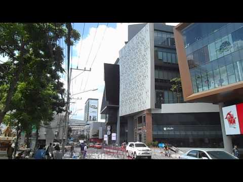 Siam Square Shopping Center, Bangkok Thailand