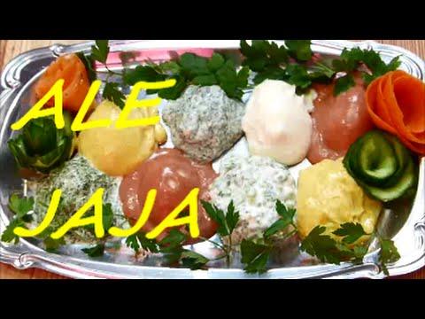 Bez Niespodzianki Jajko Jajka Jaja Jajo Przepis Sosy Kolorowe