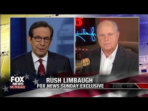 Rush Limbaugh on the Split in the GOP and Brokered Convention Possibility