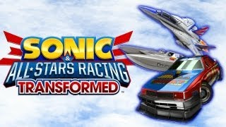 Sonic & All-Stars Racing Transformed - Conheça Ages! (Pt-Br) - PC - CJBr