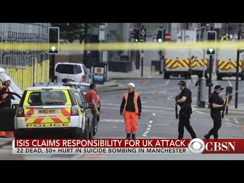 ISIS claims responsibility for Manchester bombing