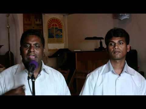 "Pastor Ravi Prakash's Song to Jesus Christ "" Ebinezer"""