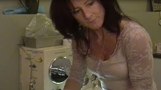 Colon Hydrotherapy session - WARNING - VIEWER DISCRETION