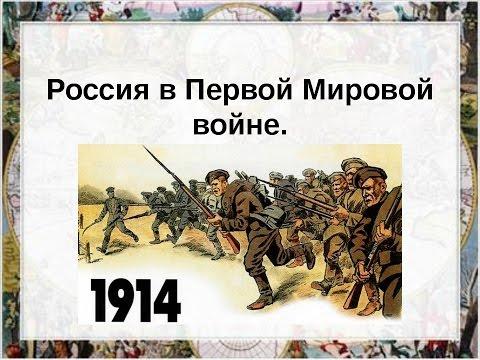 Причины начало первой мировой войны. Часть 1.