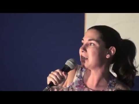 Giulia Sarti M5S Intervento integrale alla Festa del Cittadino, Pistoia 21 06 2014
